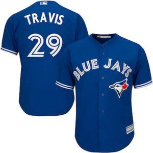 Toronto Blue Jays Devon Travis #29 Jersey